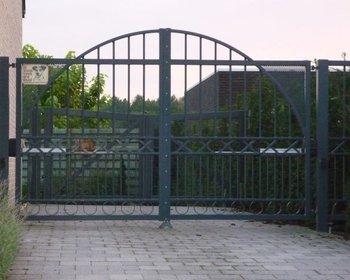 Thebro - POORTEN - Poort- & Hekwerk
